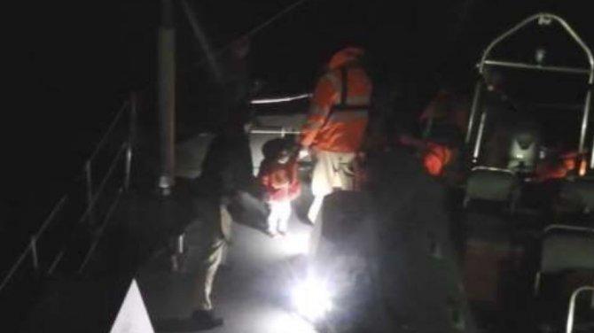 Yunanistan'a kaçmaya çalışan 31 Suriyeli yakalandı