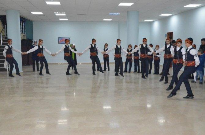 Palandöken Belediyesi Recep Tayyip Erdoğan kültür ve spor kompleksi adeta okul gibi