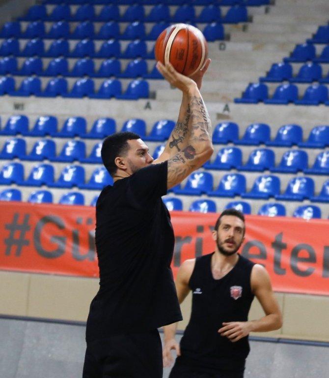 Eskişehir Basket'te Yeşilgiresun maçı hazırlıkları başladı