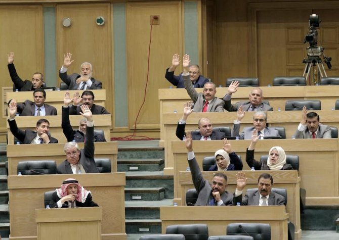 Ürdün Parlamentosu İsrail'le yaptığı anlaşmaların iptalini görüştü