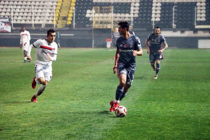 Ziraat Türkiye Kupası: G.Manisaspor: 1 - Beşiktaş: 1 (Maç sonucu)