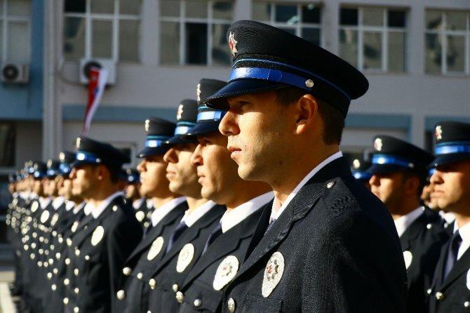 Adana'dan polis teşkilatına 330 taze kan