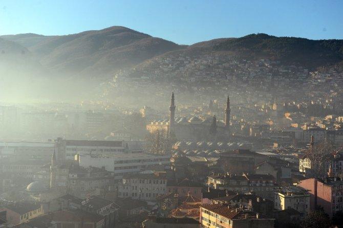Bursalılar zehir soluyor