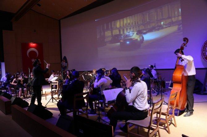 CÜ'de Yeşilçam ve Hollywood müzikleri konseri