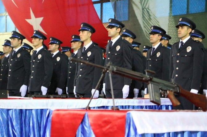 Gaziantep POMEM 20. Dönem mezunlarını verdi