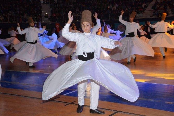 En Büyük Şeb-İ Arus gösterisi İzmit'te