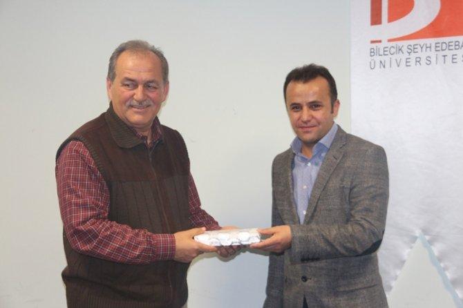Osmanlı Tarihi Uygulama ve Araştırma Merkezi'nin ilk konuğu Yrd. Doç. Dr. Sait Başer oldu
