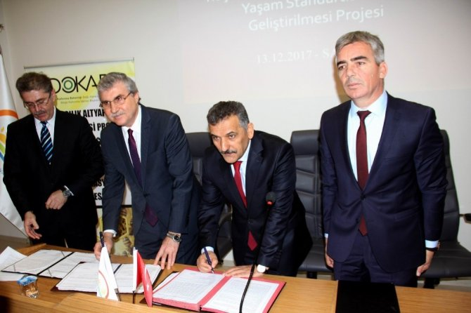 DOKAP, Samsun'a 1,3 milyarlık yatırım yaptı