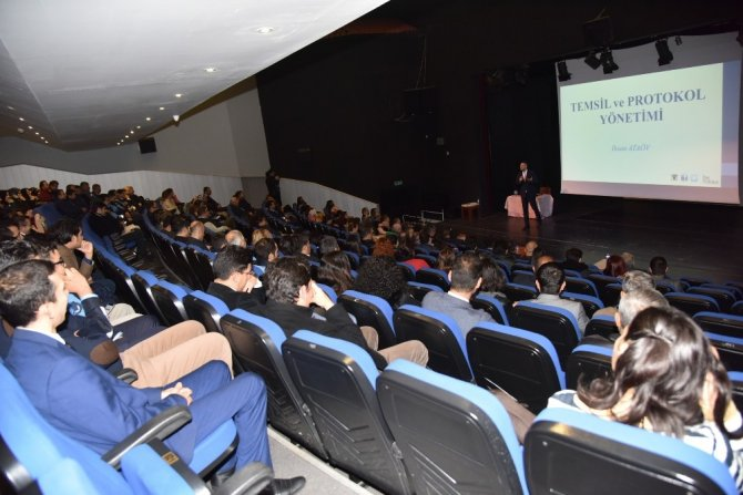Alanya Belediyesi personeline eğitim
