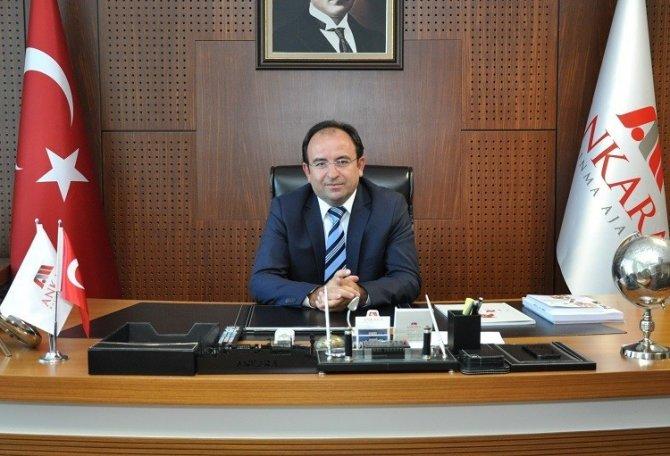 """""""İstatistiklerle Ankara 2017"""" çalışması yayınlandı"""