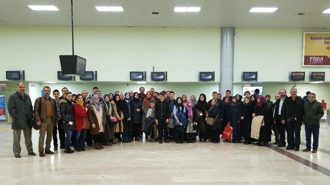 Atakum AİHL öğrencileri dil eğitimi için İngiltere'de