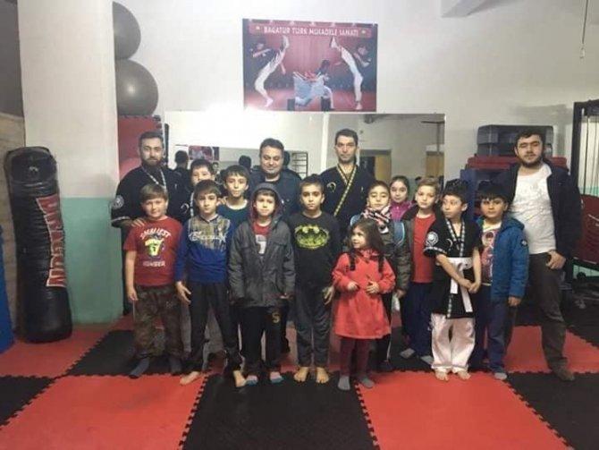 Simav Türk Savaş Sanatları Eğitim Merkezi'ne ilgi
