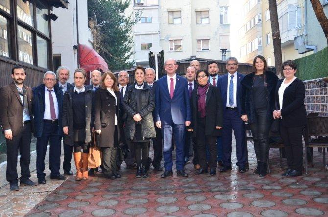 CHP İl Başkanı Sarı 2019 hedeflerini anlattı