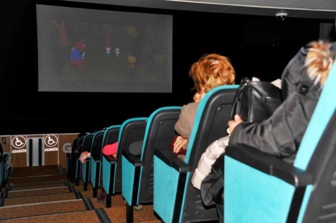 Bozüyük Belediyesinin Çocuk Sinema Günleri başlıyor
