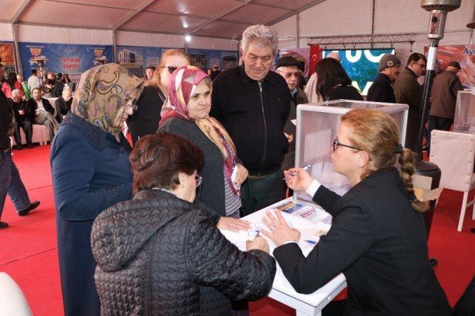 Başkan Çerçioğlu'ndan vatandaşlara teşekkür