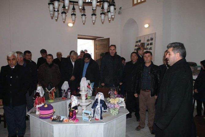 Başkan Ercan Şimşek: Müzemize yöremize ait eski eşyaları bağışlayalım