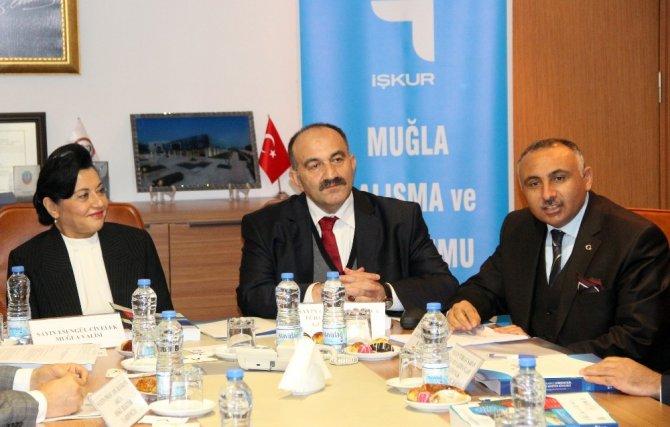 Çalışma ve İş Kurumu Genel Müdürü Cafer Uzunkaya: