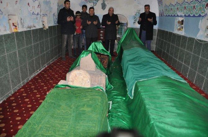Abdulvahap Gazi Türbesi restore edilmeyi bekliyor