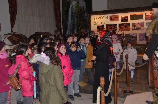 Oratokul öğrencilerinden Yaşayan Şehir Müzesi'ne ziyaret
