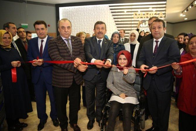 Darıca'da Sarıkamış şehitleri için sergi açıldı