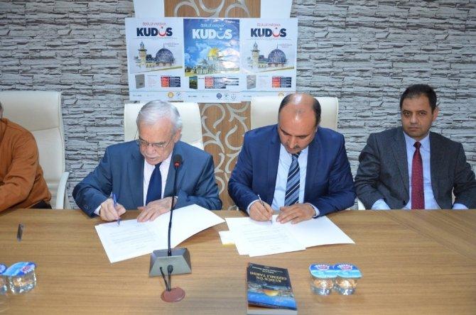 Malatya'da 'Kudüs' temalı yarışma düzenlenecek