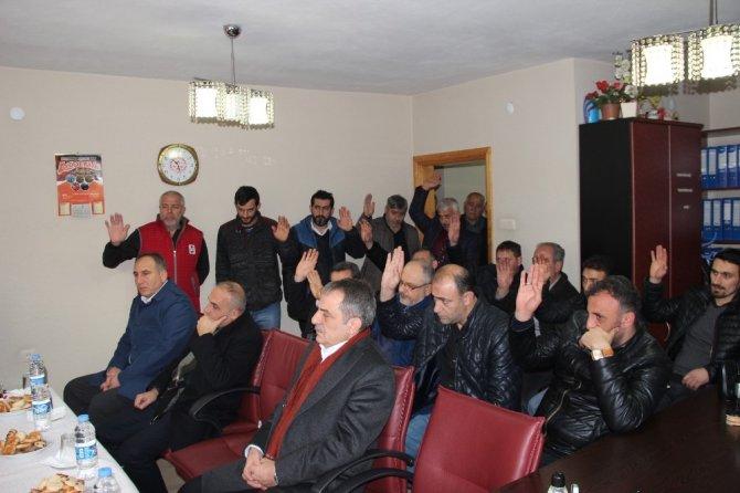 Başkan Sağıroğlu, Yomra'da sanayi sitesini müjdeledi