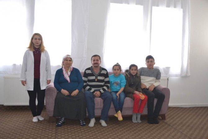 Sason'da lüks misafirhaneler hizmete açıldı