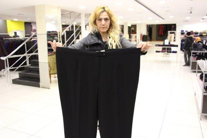 Büyük beden giysilere talep hızla artıyor