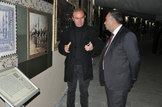 Düzce Belediye Başkanı Ay'dan Şeyh Edebali Türbesi ve Tarih Şeridine ziyaret