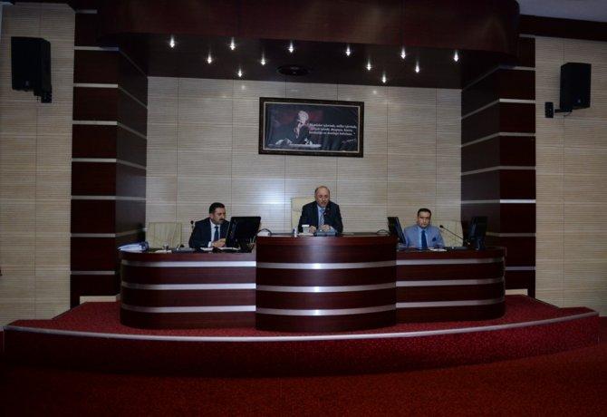 Yılın ilk 'İl Koordinasyon Kurulu' toplantısı yapıldı