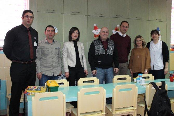 Kanser Savaşçıları Derneğinden Onkoloji Hastanesi'ne Bağış