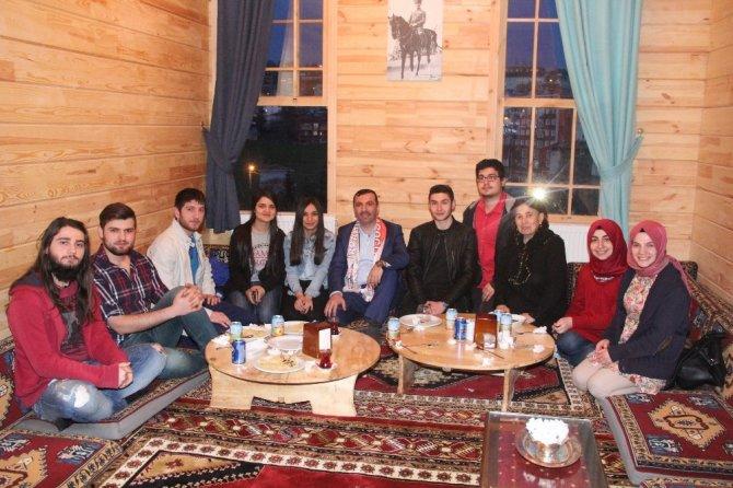Kavak'tan Samsunspor'a 'tirit yemeği' daveti