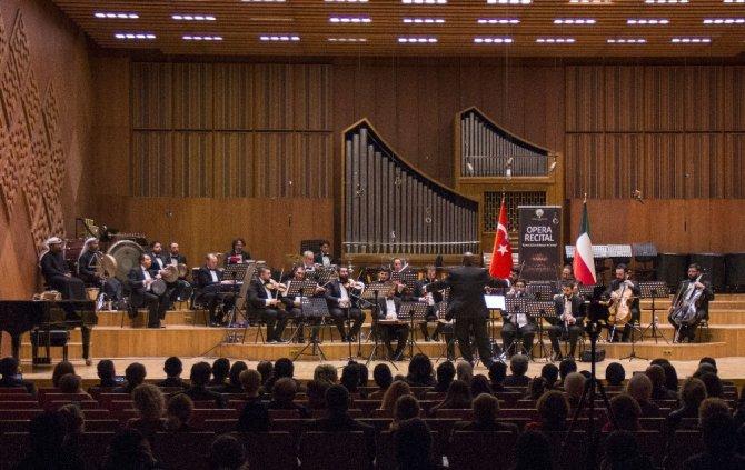 Kuveyt operası başkentlilerden büyük beğeni topladı