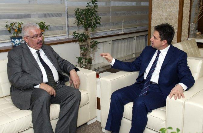 """MHP'li Yalçın: """"MHP-AK Parti ittifakının hedefi yüzde 70"""""""