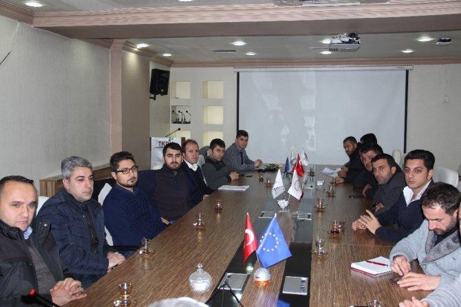 TKDK'dan bilgilendirme toplantısı