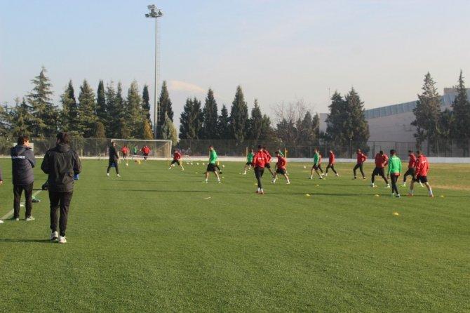 Denizlispor, Adanaspor maçının hazırlıklarını sürdürüyor