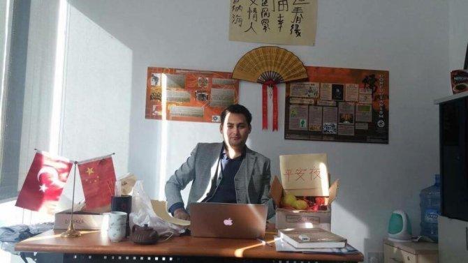 KKTC'de ilk ve tek Çin Dili ve Edebiyatı Bölümü