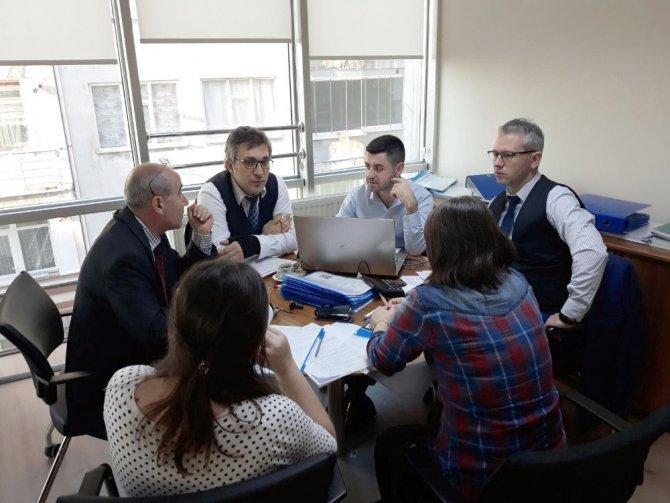 Süleymanpaşa Belediyesi Taşeron Tespit Komisyonu çalışmalara başladı