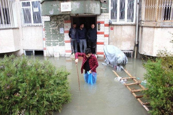 Adıyaman'a 1 aylık yağış 1 günde düştü