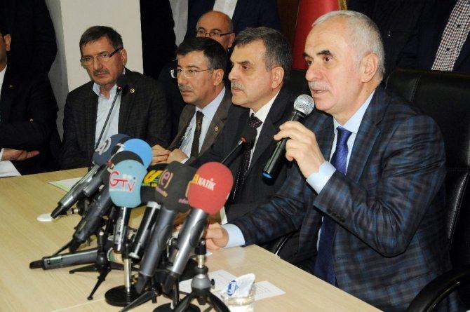 AK Parti Genel Başkan Yardımcısı Kaya, Şanlıurfa'da