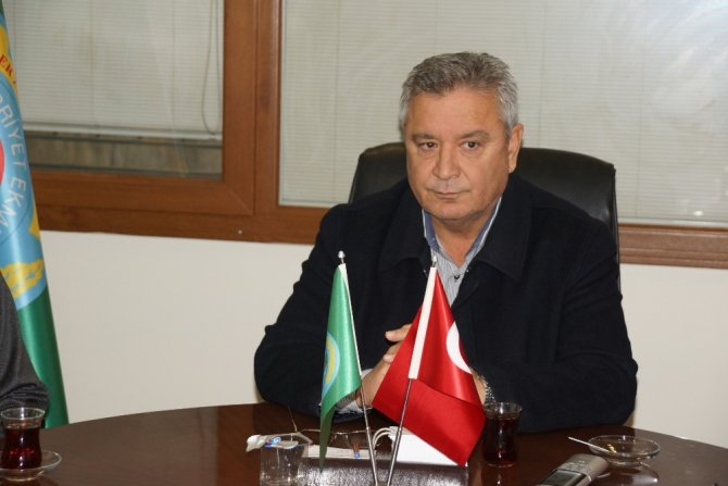 Aydın'da organik iyi tarım toplantısı yapıldı
