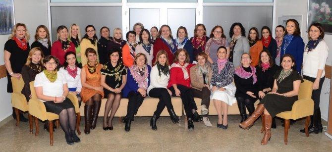 ESOGÜ'lü kadın öğretim üyeleri Yazma Haftası düzenledi
