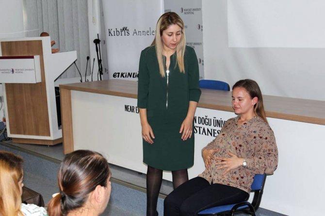 Anne adayları 'Keşkesiz Doğum' için uzmanlarla bir araya geldi