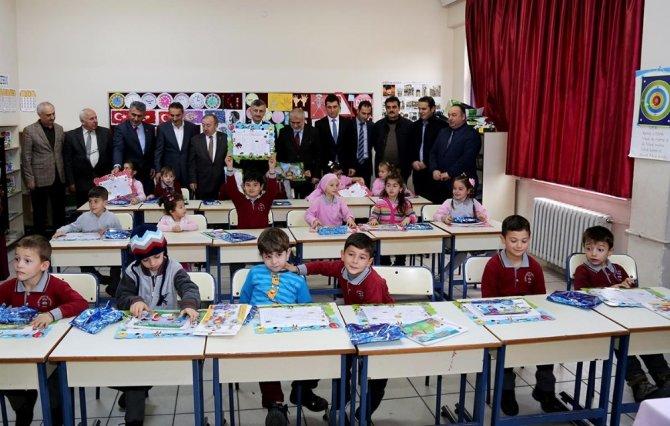 Rize'de 56 bin öğrenci karne heyecanı yaşadı