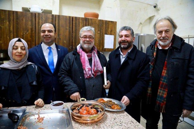 Ünlü gurmeler Urfa mutfağına hayran kaldı