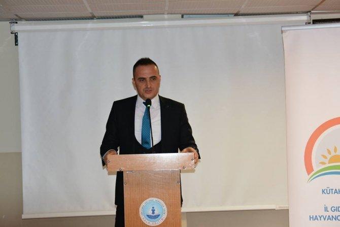 Simav'da Sürü Yönetimi Kursu tamamlandı