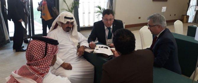 Kdz.  Ereğli TSO Yöneyimi Katar'a gitti