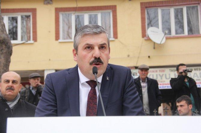 AK Parti Kastamonu İl Başkanlığı, 28 Şubat sergisi açtı