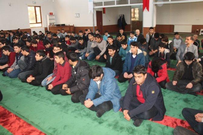 Elazığ'da ' Okul Cami Buluşması' projesi
