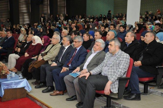 """OMÜ'de """"28 Şubat: Bin Yıl Sürecek Zulüm"""" etkinliği"""